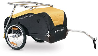 The Burley Nomad Trailer