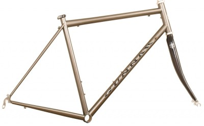 Gunnar Sport Road Frame in Bronze