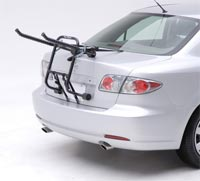 Truck-mount Bicycle Racks