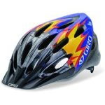 Giro Rode Helmet Blue Afterburner