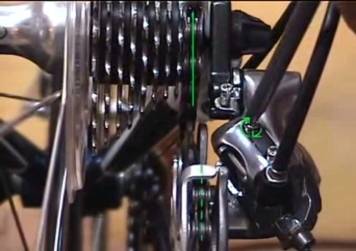How to Adjust Bicycle Gears - Rear Derailleur