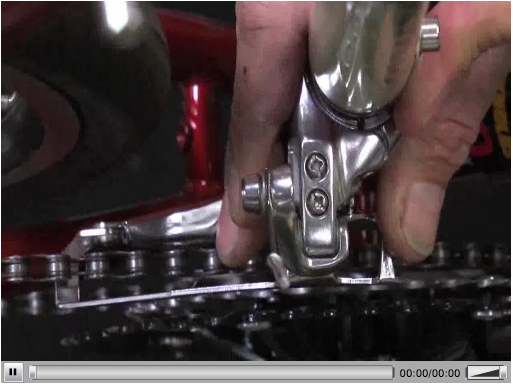 How to Adjust Bicycle Gears - Front Derailleur